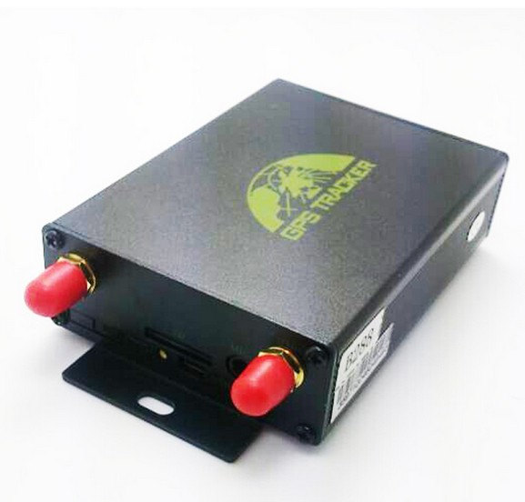Vehicle satellite positioning system tk105 car/bus gps tracker camera automatically fuel alarm GSM / GPRS/ GPS