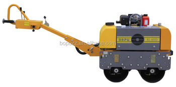 hydraulic concrete vibration roller RL-600D with double drum