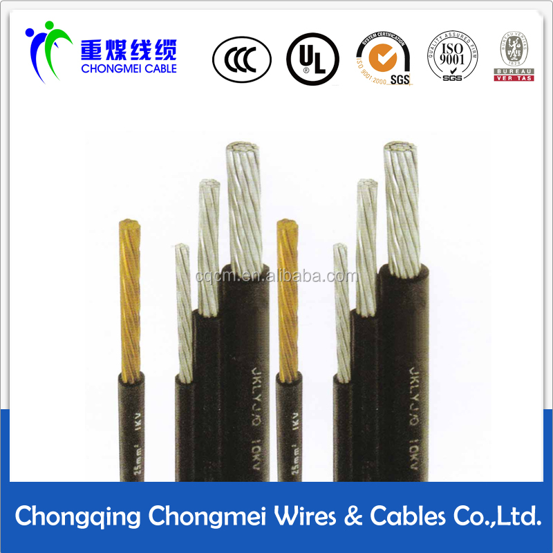 aerial insulated cables