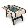 55inch white wood soccer table/babyfoot FF1506