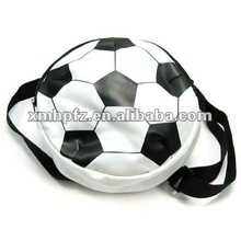 Football shaped bag club bags equipment bag