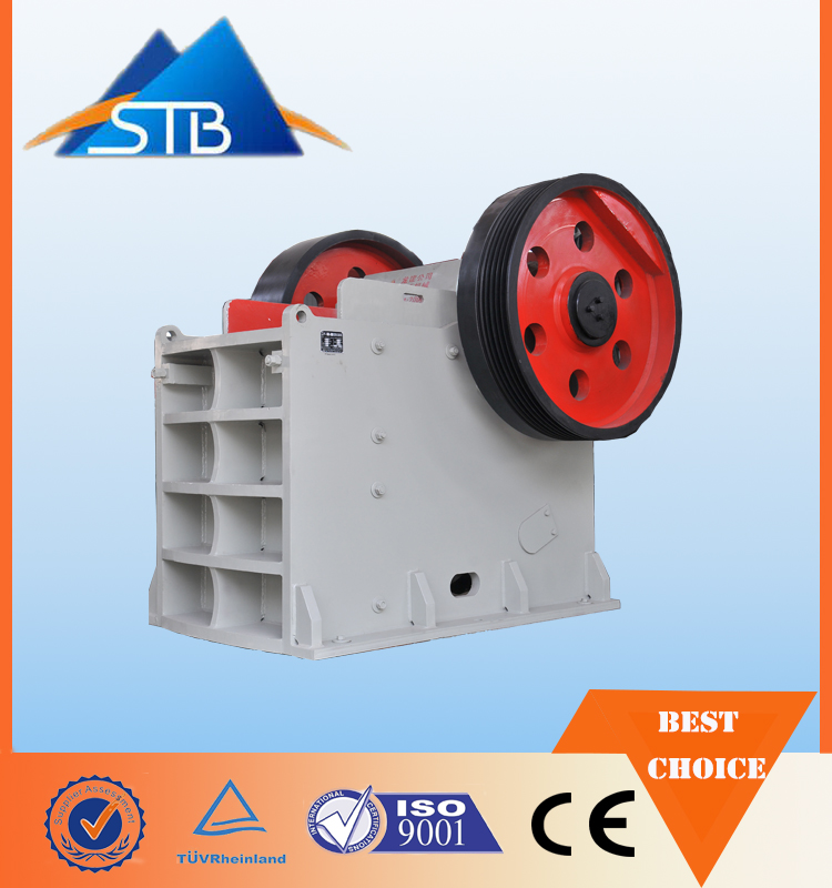Jaw Crusher Rock Breaker For Ores Upgrading, Mineral Processing