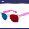Hot 3D Glasses Red & Blue High Quality for PC TV and Imax 3D