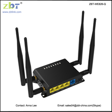 New product WE826-Q Qualcomm QCA9531 300Mbps <strong>modem</strong> 3g 4g lte wireless router with SIM card slot