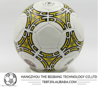 BIGBANG SPORTS CE approved customized cheap Laminated PU/PVC Soccer balls/football sale in bulk with new design
