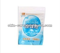 Super white soluble pearl powder