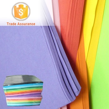A4 professional color paper for craft