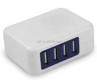 Universal 4 in 1 USB AC US plug wall charger adapter