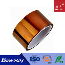 Heat resistant insulation silicone adhesive polyimide tape with release liner