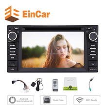 6.2'' Android 6.0 Quad-Core Car DVD Navigation GPS Stereo Special for Corolla EX(2008~2013)WiFi/Bluetooth/Mirrorlink/USB/SD/SWC