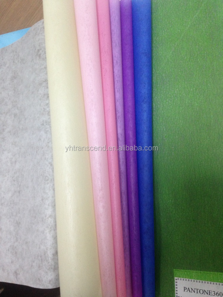 30gsm flower wrapping paper waterproof and color reristant