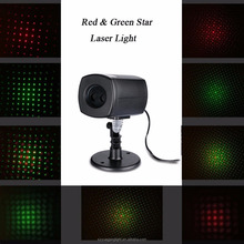 IP 65 Waterproof Outdoor Christmas Light Projector Laser Light for Holiday/Home/Garden/Party Decoration