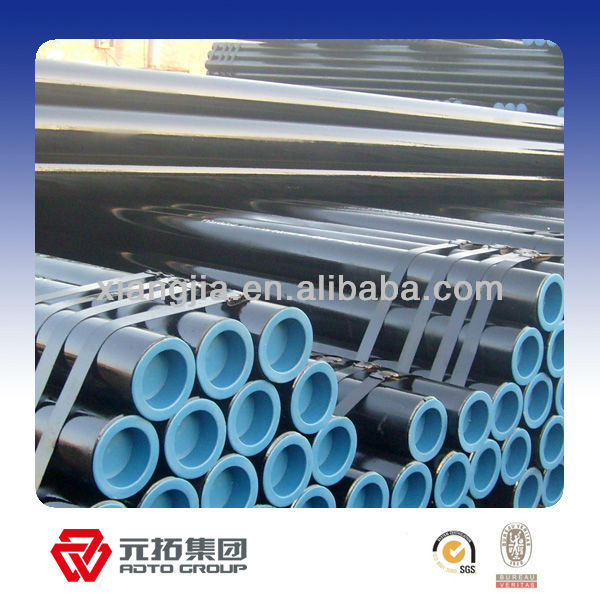 AS2053.7 40mm electrical gi conduit pipes with hot dipped galvanized rigid steel 1.8mm thickness