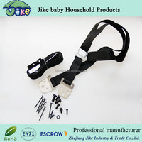 OEM pacakge customize earthquake safe TV safety strap