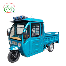 Three wheels fashion tricycle/ electric trike motorcycles for heavy cargo with front windshield