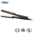 Custom portable flat irons with tourmaline Ceramic plates Mini travel Hair Straightener