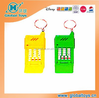 HQ9656 mini mobile phone with keychain with EN71 standard for promotion toy