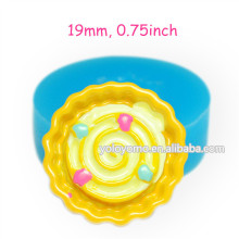 GYL369 Cream Cupcake Silicone Mold - Craft Food Safe Gum Paste Candy Fimo Clay Marshmallow Soap Molds