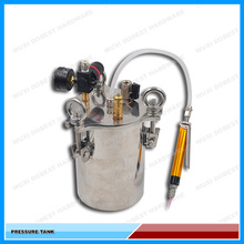 25L Adhesives Dispensing Pressure Tank For Silicone Sealant