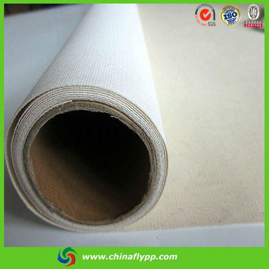 FLY wholesale canvas bulk art supplies canvas,150g canvas painting,latex printing blank non-woven textile painting canvas
