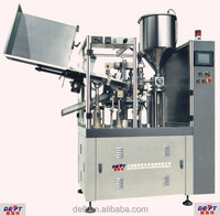 Automatic Eye ointment filling and sealing machine