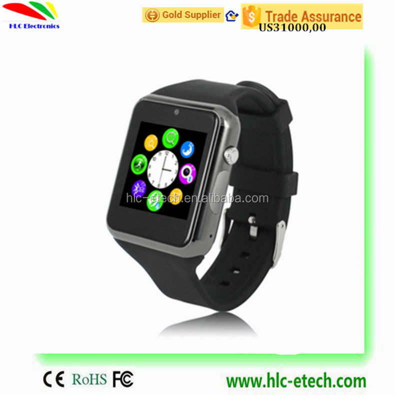 hot selling android smart watch mobile S79 finess watch for mens & women
