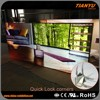 With Custom Logo quick lock system aluminum frame light box