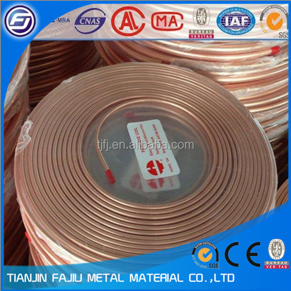 Air condition copper pipe price buy air condition copper for Copper pipe cost