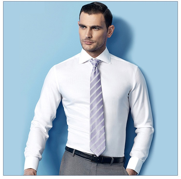 Custom designs shirt for men fashion style men 39 s formal for Corporate shirts for men