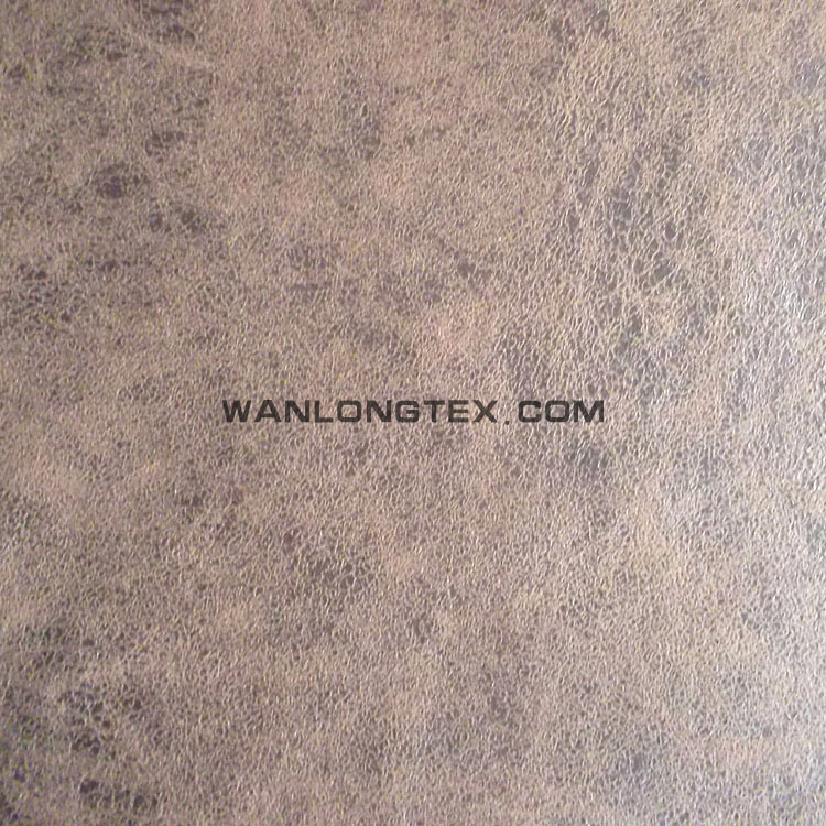 Gold stamping suede fabric suede leather sofa fabric