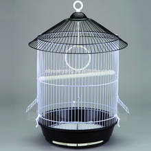 new small powder coated metal wire bird breeding cage house