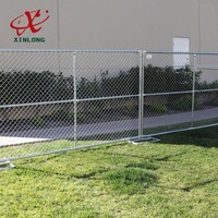 Metal Fence Cheap Chain Link Fencing Electric Galvanized High Strong Quality