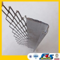 Galvanized Plaster Drywall Ceiling Casing Render Stop Bead