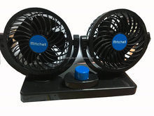 12 Volt High quality Small Plastic Car Fan
