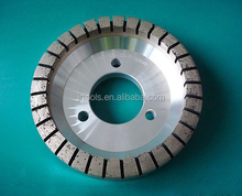 China manufacturer high quality glass tools abrasive wheels for glass edge polishing