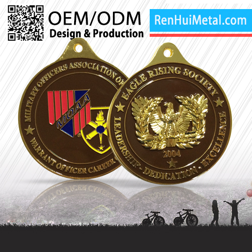 New product custom size chocolate medals