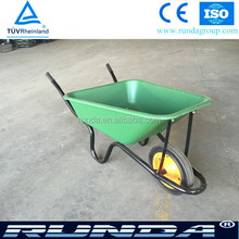 solid tyre ring wheel barrow wb3800