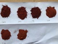 factory sell pure powder pigments iron oxide red ceramic powder for paver/cement/concrete