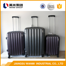 3 Pcs Luggage Travel Set Bag ABS+PC Trolley Suitcase