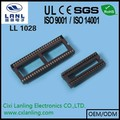 1.778mm pitch ic socket