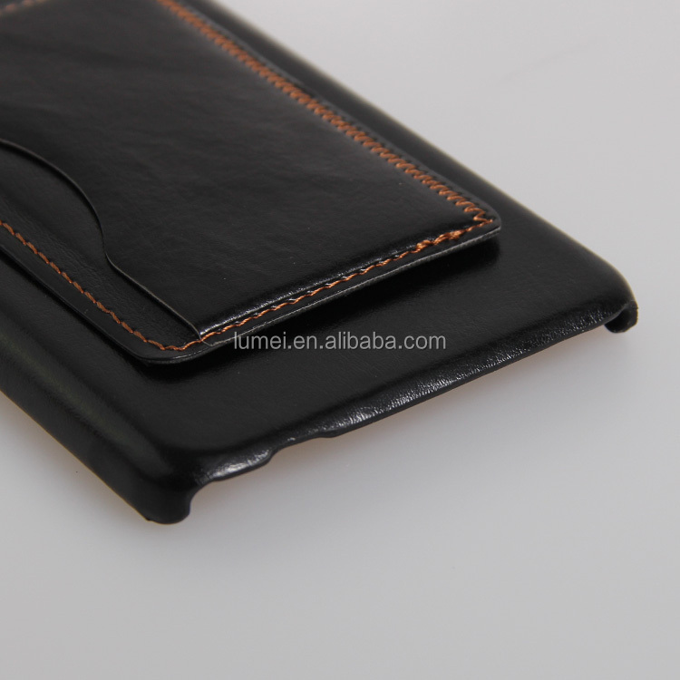 Durable Shockproof Leather Stand Holder Back Case Cover for HTC Deisre 820