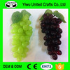 wholesale hot selling artificial grapes artificial fruit