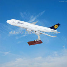 lufthansa diecast scale models aircraft model boeing B747