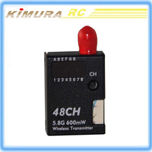 BOSCAM BOS648 5.8G 600mW 48CH Wireless FPV mini Transmitter for DIY RC MultiCopter Drone