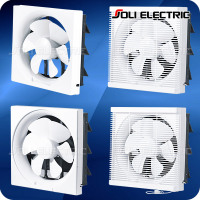Kitchen, Toilet, Bathroom Wall Mounted Ventilation Fan, Exhaust Fan