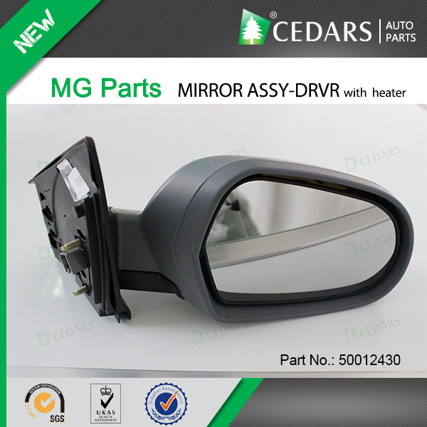 AUTO PARTSMIRROR ASSY-DRVR for MG350