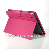 Wholesale keyboard case for iPad Air PU Kickstand cover