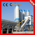 Most Popular Large Scale HZS120 fixed macon concrete batching plant
