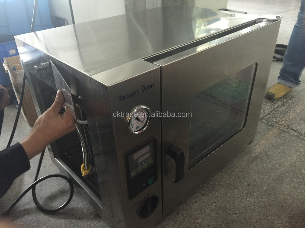 1.9cuft vacuum oven industrial for hemp extraction