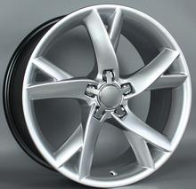 PCD 5*112 Chrome Rims With Inserts With CB 65.1 to 73.1